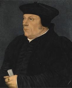 Portret van Thomas Cromwell