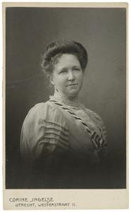 Portret van Catharina gravin Schimmelpenninck (1861-1950)