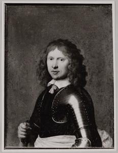 Portret van een man, mogelijk Gerhardt Johann van Eijckel (?-?)