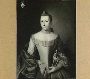 Portret van Margaretha Vijgh (1736-1810)