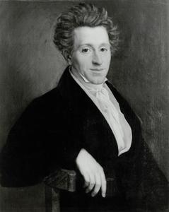Portret van Jean Mathieu Nypels (1788-1852)