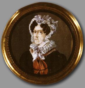 Portret van Christina Helena Josephina Schilgen (1766-1835)
