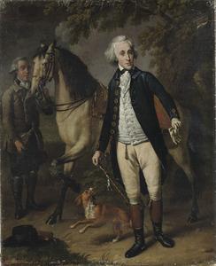 Portret van Jan van Walre (1759-1837) in rijkostuum