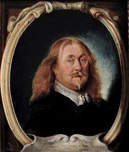 Portret van Lambert van Haven (1630-1695)