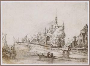 De Rietdijkse poort te Dordrecht