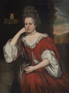 Portret van Johanna van Laer (1679-1705)