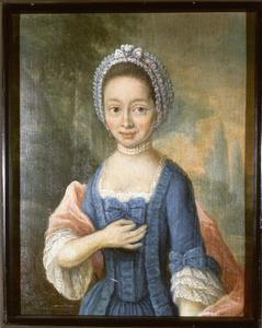 Portret van Aleida Johanna Palthe (1756-1824)