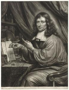 Portret van een man, waarschijnlijk Cornelis Meijer (1629-1701)