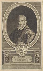 Portret van Matthias Hovius (1542-1620)