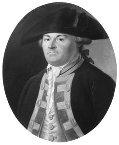 Portret van Jan Ernst van Raders (1737-1825)