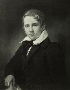 Portret van Charles Antoine Otto van Cattenburch (1823-1887)