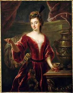 Louise-Françoise de Bourbon, Mademoiselle van Nantes