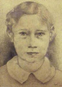 Portret van Miek Havelaar (....-....)