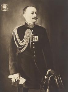 Portret van Everard Joseph Marie Wittert van Hoogland (1868-1945)