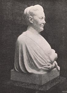 Portret van Theodore Petronelle Bernardine Haver (1867-1912)
