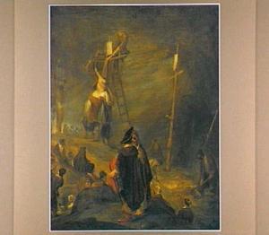 De Kruisafneming (Mattheus 27:58)