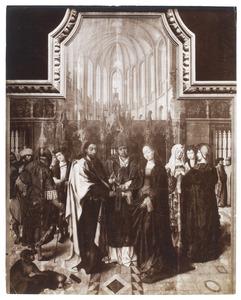 De verloving van Maria en Josef