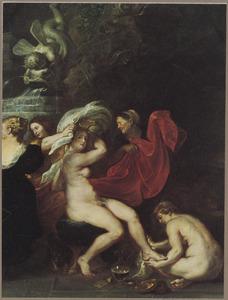 Het bad van Diana
