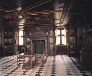 Winterkamer in Slot Rosenborg, Kopenhagen