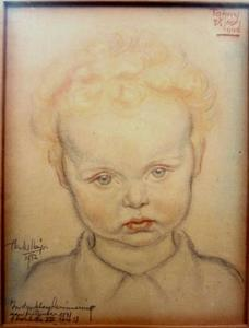 Portret van Thomas Meijer (1928-)