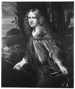 Portret van Anthony van Hengst (1644-1707)