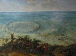 Het ontzet van Leuven, 24 juni - 4 juli 1639, door Ottavio Piccolomini
