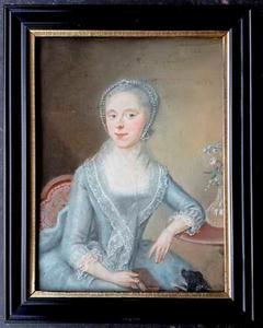 Portret van een vrouw, waarschijnlijk Cornelia Avenhorn (1759-1817)