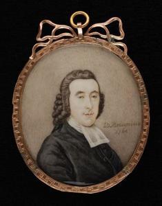 Portret van Daniel van Diepen (1736-1796)