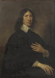 Portret van Willem Craeyvanger (1616-1659), echtgenoot van Christine de Wart