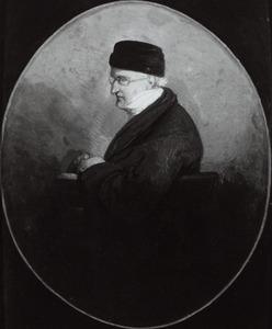 Portret van David Pierre Giottino Humbert de Superville (1770-1849)