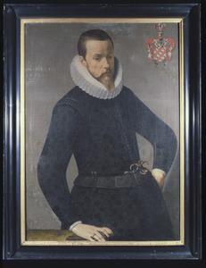 Portret van Coenraad van Dedem (1574-1638)