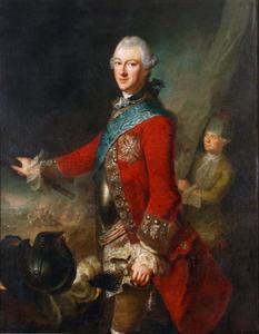 Portret van Michał Kazimierz Ogiński (1730-1800)