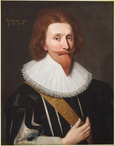 Portret van een 29-jarige man