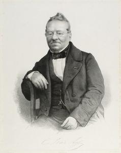 Portret van Cornelis Jacobus van Assen (1788-1859)
