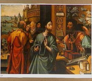 De roeping van Matteüs (Matt.9:9)