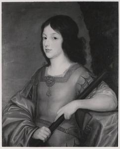 Portret van Henry Stuart (1639-1660)
