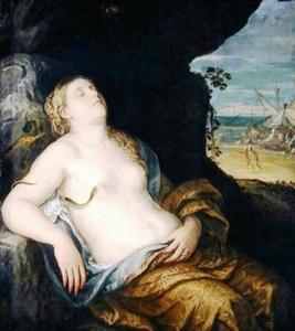 De stervende Cleopatra