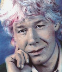 Portret van Paul van Vliet (1935- )