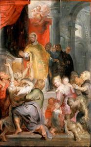 Wonderen van de Heilige Ignatius van Loyola