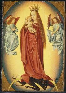 Maria als de Apocalyptische Vrouw (Maria Immaculata)