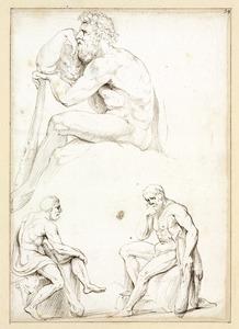 Zittende Hercules