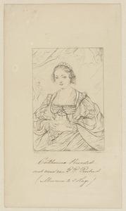 Portret van een vrouw ten onrechte genaamd Isabella Brandt (....-1626)
