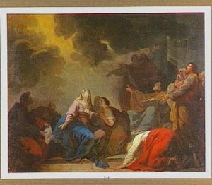 De uitstorting van de H. Geest (Handelingen 2)