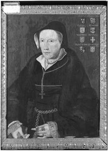 Portret van Elisabeth Croesinck ( -1547)