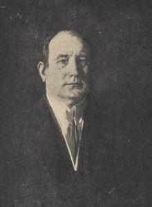 Portret van Henri Albers (1866-1926)