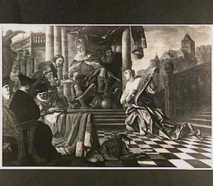 Graaf Willem II van Holland verpandt Nijmegen aan graaf Otto II van Gelre (1247)
