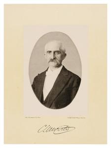 Portret van Carel Lodewijk Wilhelm Wirtz (1841-1935)