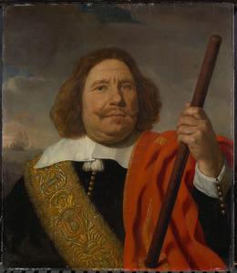 Portret van Egbert Meeuwsz. Kortenaer (....-1665)