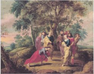 Christus en de overspelige vrouw