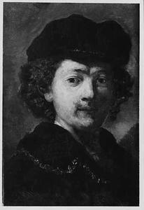 """'Zelfportret van Rembrandt"""""""
